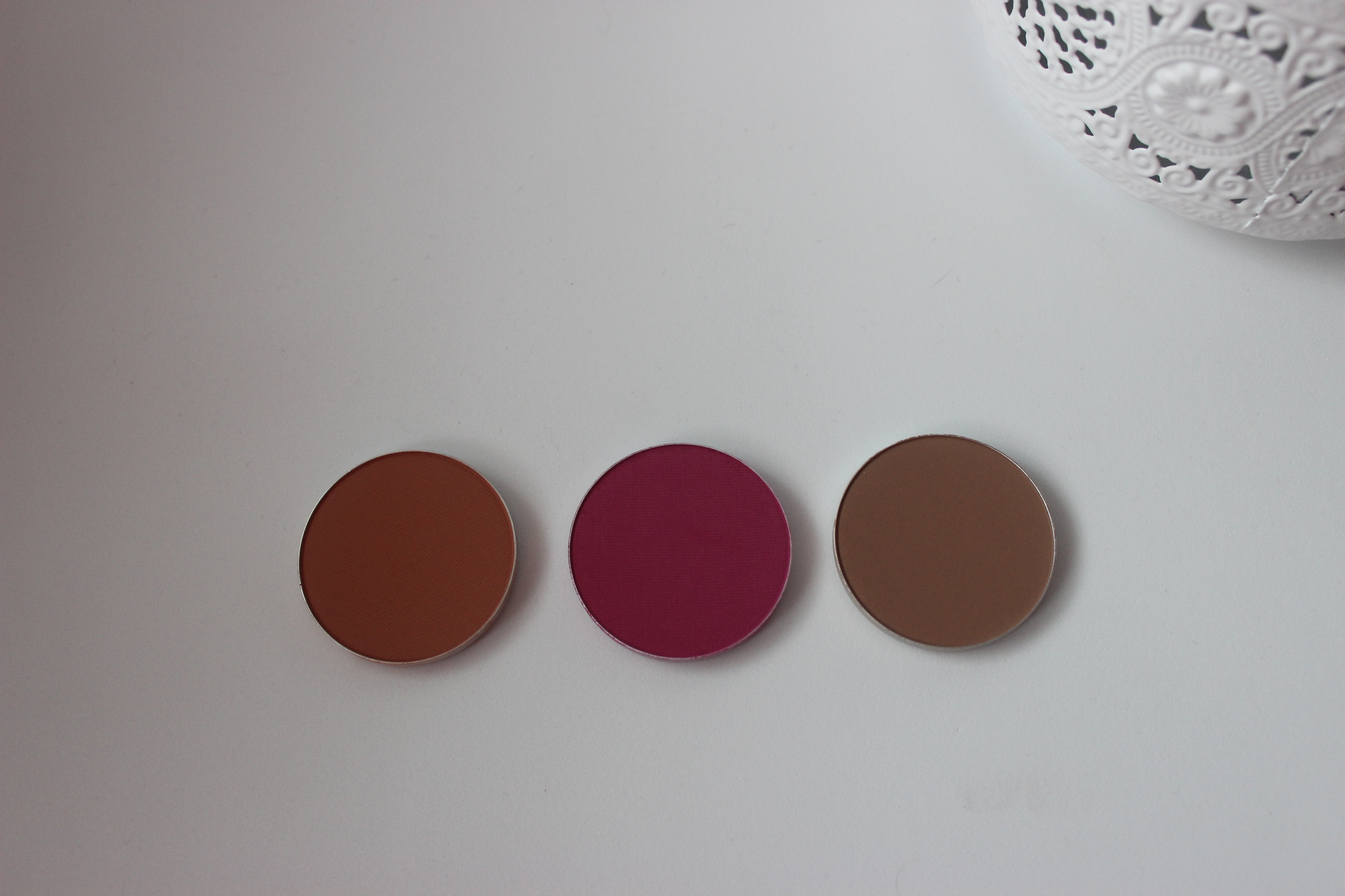 As you can see, Coppertone is a matte orangey shade that is described ...